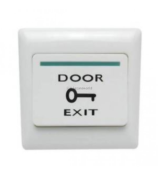 Exit push button-Flush