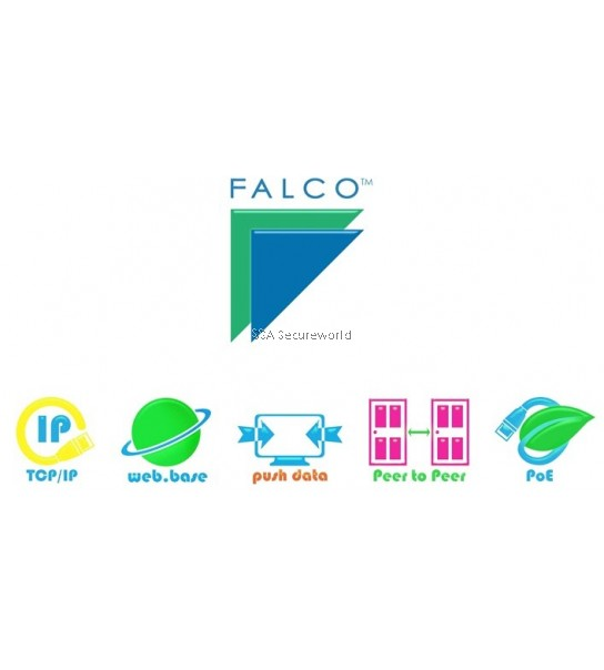 FALCO-TCP/IP Door Controller